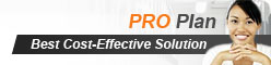 Pro Plan - Best Cost-Effective Web Hosting Solution
